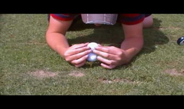 You Think You've Seen All Golf Trick Shots? I Bet You've Never Seen This One