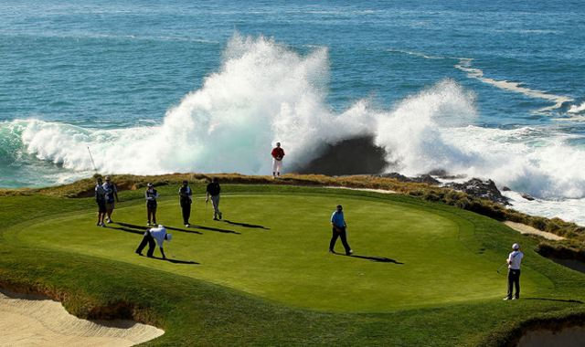 Winning The AT&T Pebble Beach National Pro Am Takes Precision