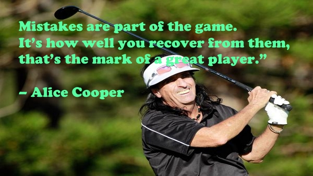 Alice Cooper Has Some Rocking Words To Inspire Your Monday