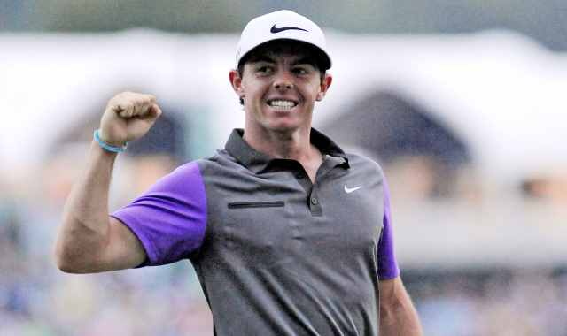 Despite Injury, Rory McIlroy Had A Great Year