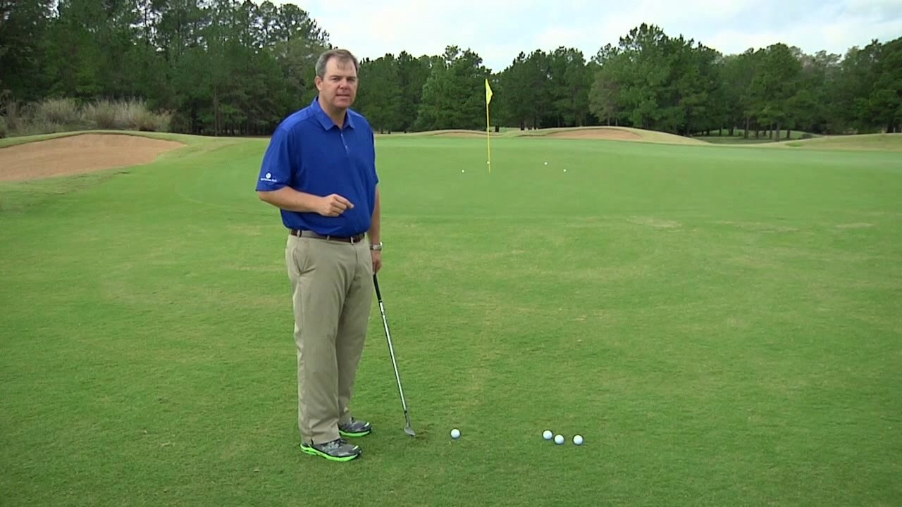 Chipping Pre-Shot Routine
