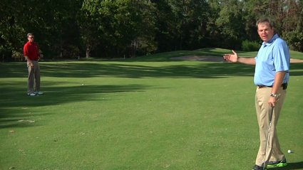Managing Distractions on Golf Course