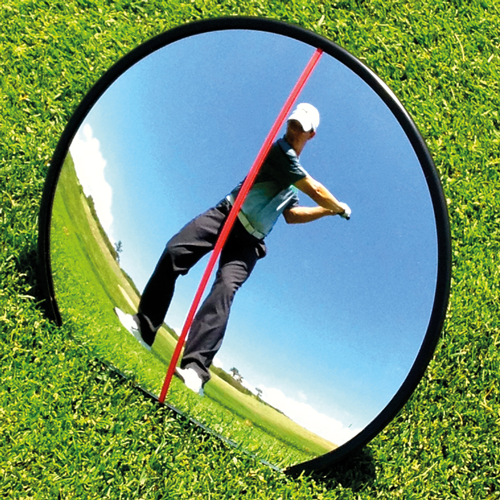 New 360° Training Mirror