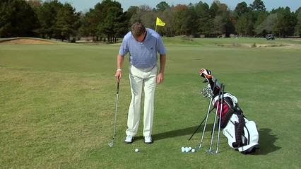 How Important Are Your Feet When Chipping?