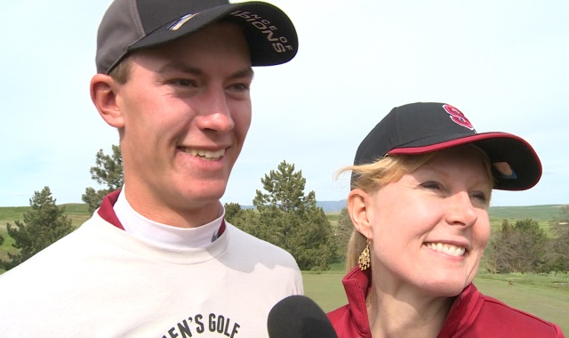 Maverick McNealy Prepares as PGA Tour Pro
