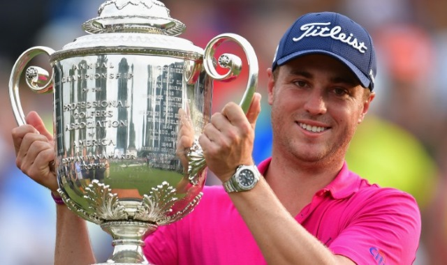 Justin Thomas Gets The First Cup of New PGA Season