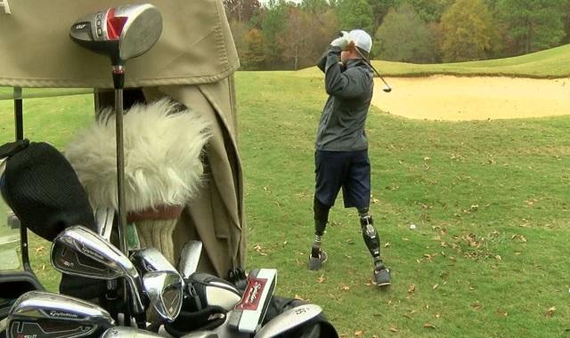 Golf Healing: PGA Golf Program for Veterans