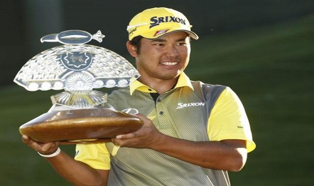 Hideki Matsuyama Wins The Hero World Challenge