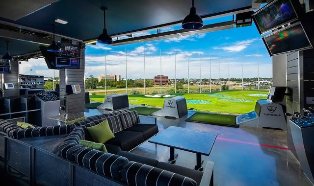 Topgolf's 'Hip Ambiance' Appeals To The Younger Generation