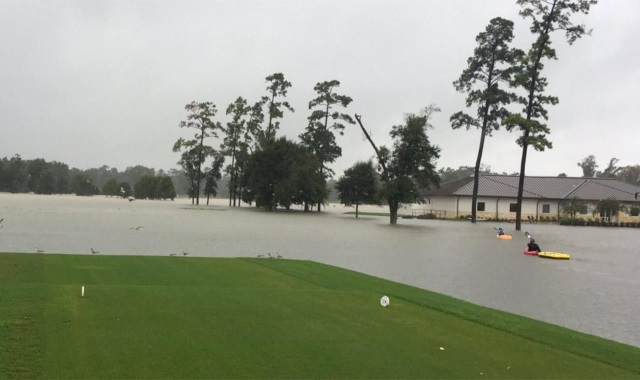 Hurricane Harvey Relief Led by PGA Stars
