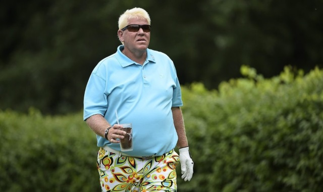 John Daly Just Played Some Good Golf Just Like in 2015