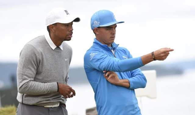 Rickie Fowler: Tiger Woods Is 'Hitting It'
