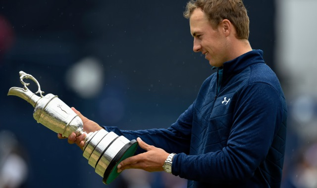 WGC-Bridgestone: Jordan Spieth Makes Waves In Firestone Country Club