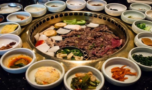 A Unique Hole-in-One Prize: A Korean Barbecue