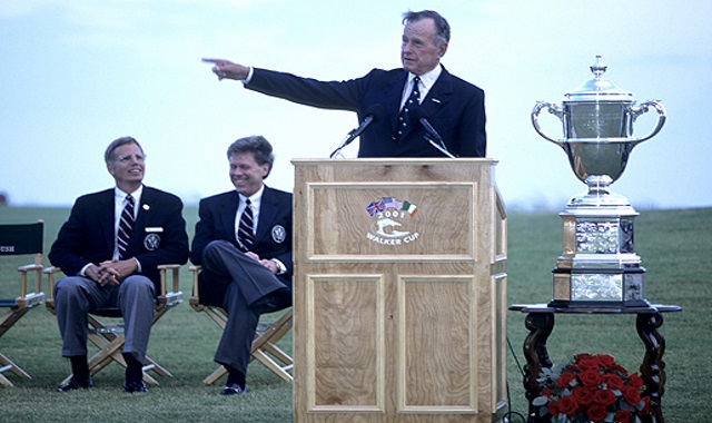 Walker Cup and PGA Tour: Amateurs Move In