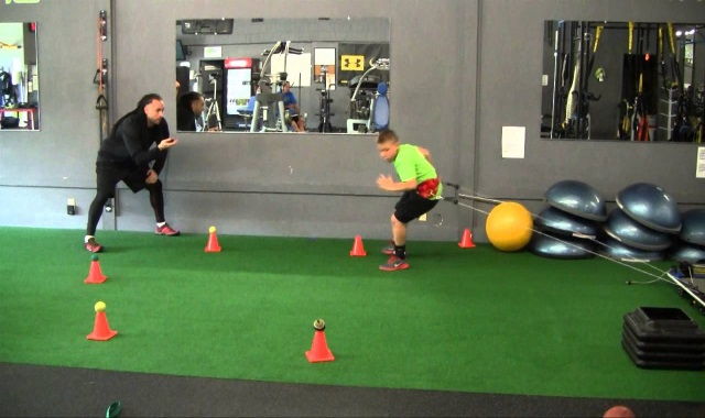 Agility Improvement: Improve Your Power And Strength