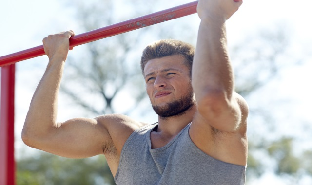 Three Ways To Avoid Struggling With Pull-Ups