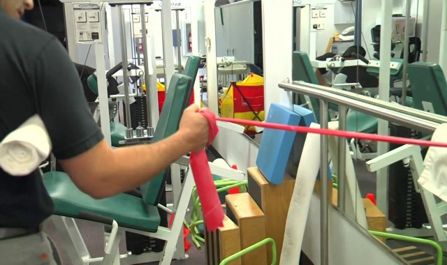 Three Exercises To Help Strengthen Your Rotator Cuff