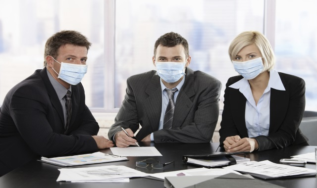 The Biggest Health Threats Whenever You're In The Office