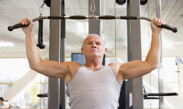 Aging Has an Effect on Your Physical Recovery