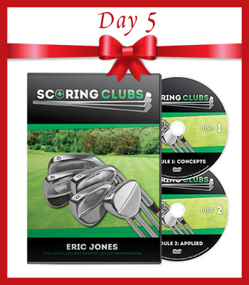 12.5 Deals of Christmas – Day 5 – Scoring Clubs