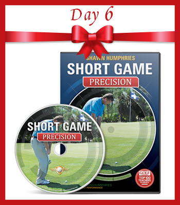 12.5 Deals of Christmas – Day 6 – Short Game Precision