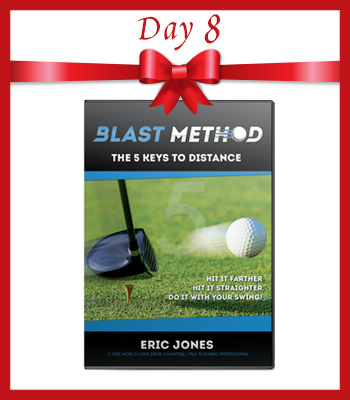 12.5 Deals of Christmas – Day 8 – The Blast Method