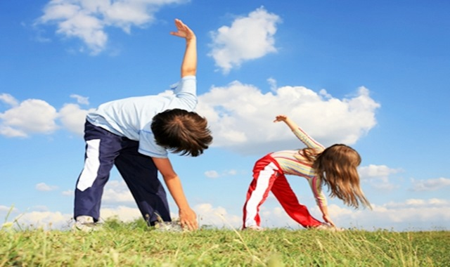 Encouraging Kids to Exercise Early Encourages Them to Be Fit Adults
