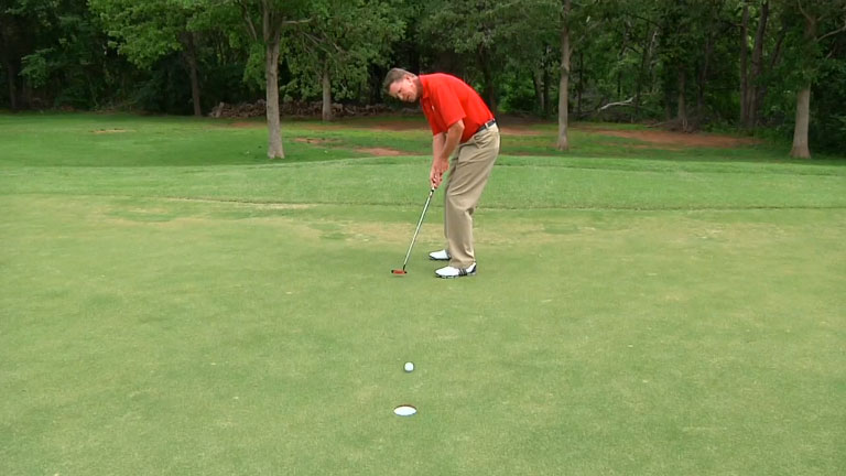 Don't Rush Your Putts