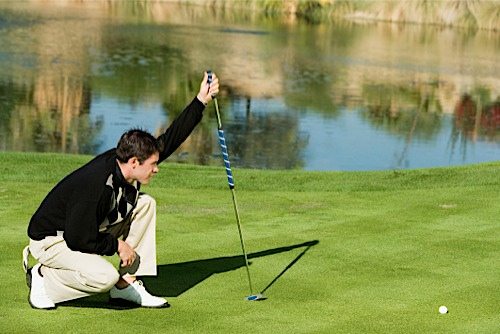 Get Your Putts Tracking