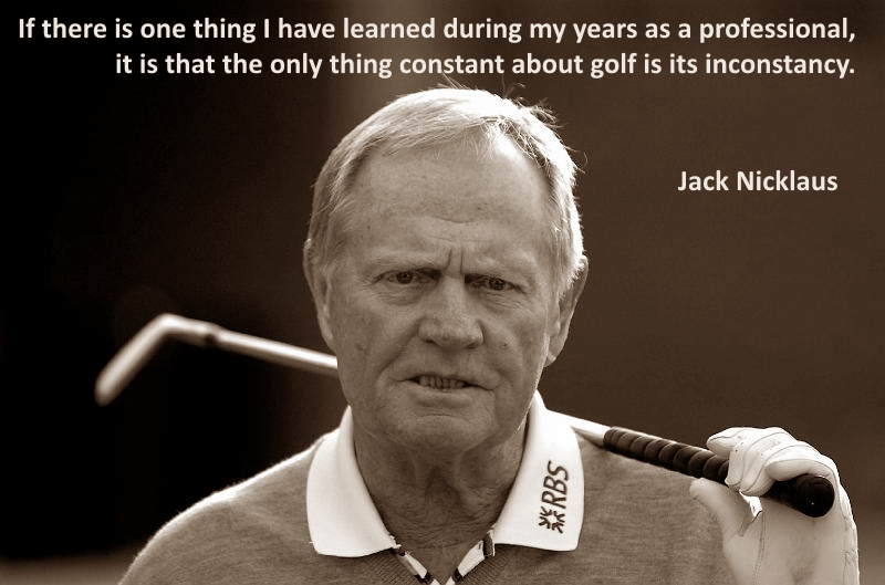 Some Golfing Humor From Jack Nicklaus To Beat Your Monday!