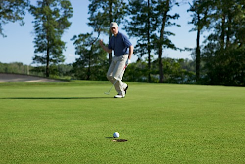 Key to Distance Putting