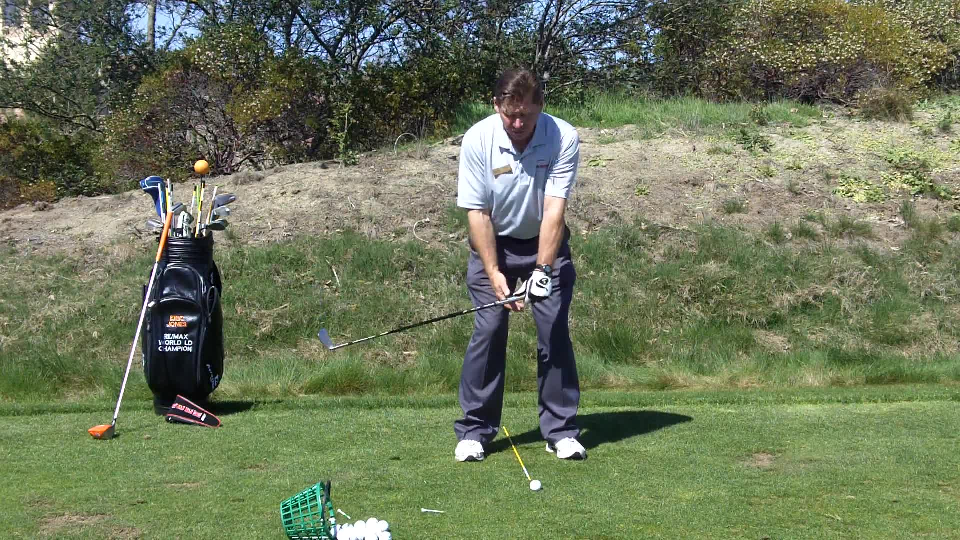 PreHinge Drill for More Distance and Speed