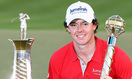 The Golf World Rankings So Far. You'll Never Guess Who Topped The List!