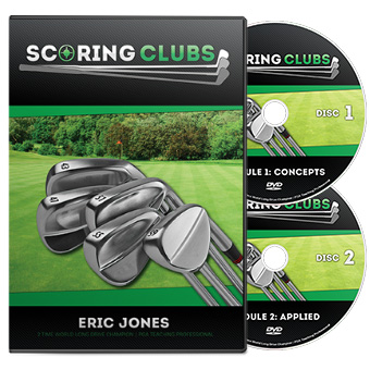 Two-Time World's Long Drive Champion Scoring Clubs