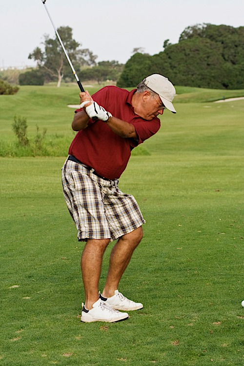 Stabilize Your Backswing