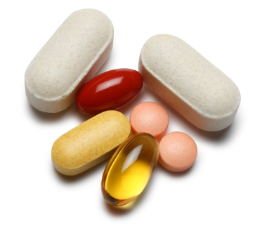 3 Categories to Vitamin Supplements