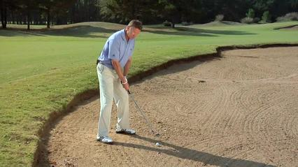 Dig Into The Sand Fairway Bunkers