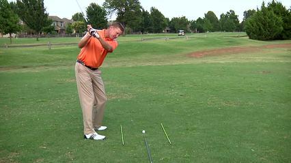 Three Ways to Top a Golf Ball