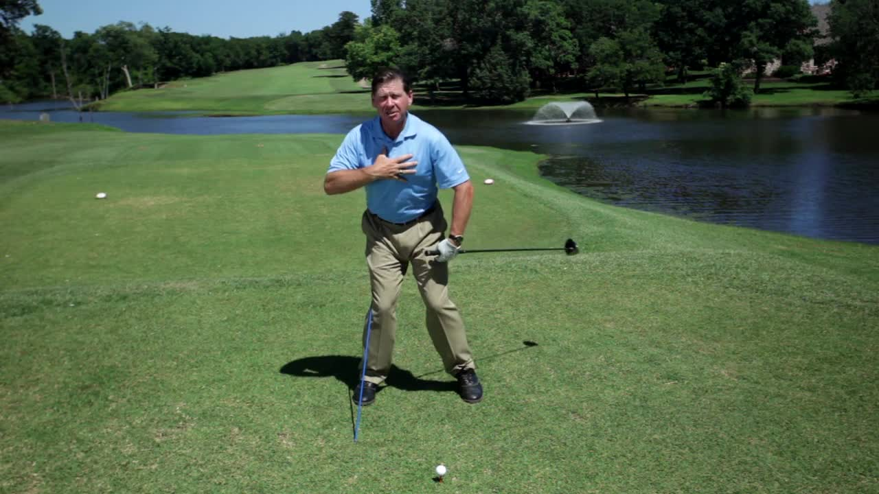 Right Knee Set Drill for Power