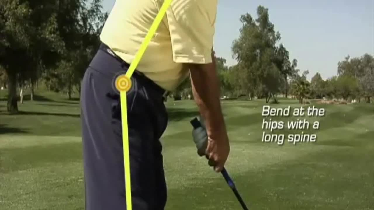 Distance From The Golf Ball