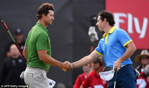 Australian Open: Adam And Rory Encourage Each Other To Do Well