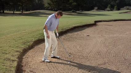 Hitting From Fairway Bunkers