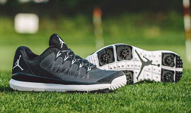 Jordan's Signature Golf Shoe Is About To Storm The Market! This Should Be Good!