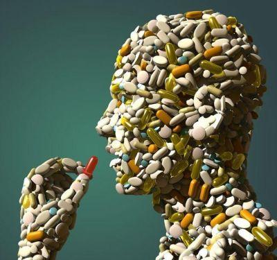 Golf and Vitamins