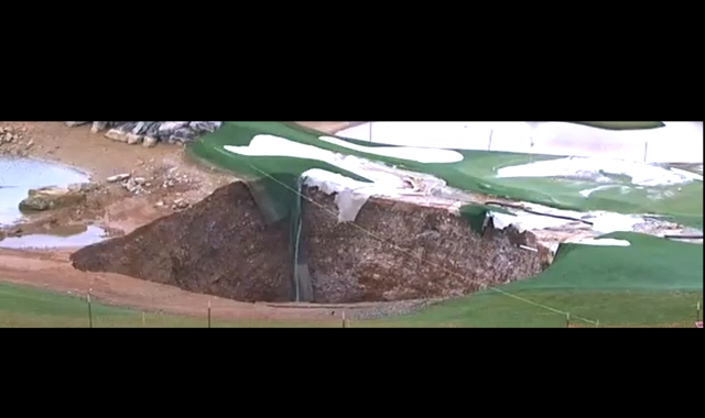 WHOA! How Did This Appear In This Jack Nicklaus-Designed Missouri Golf Course?