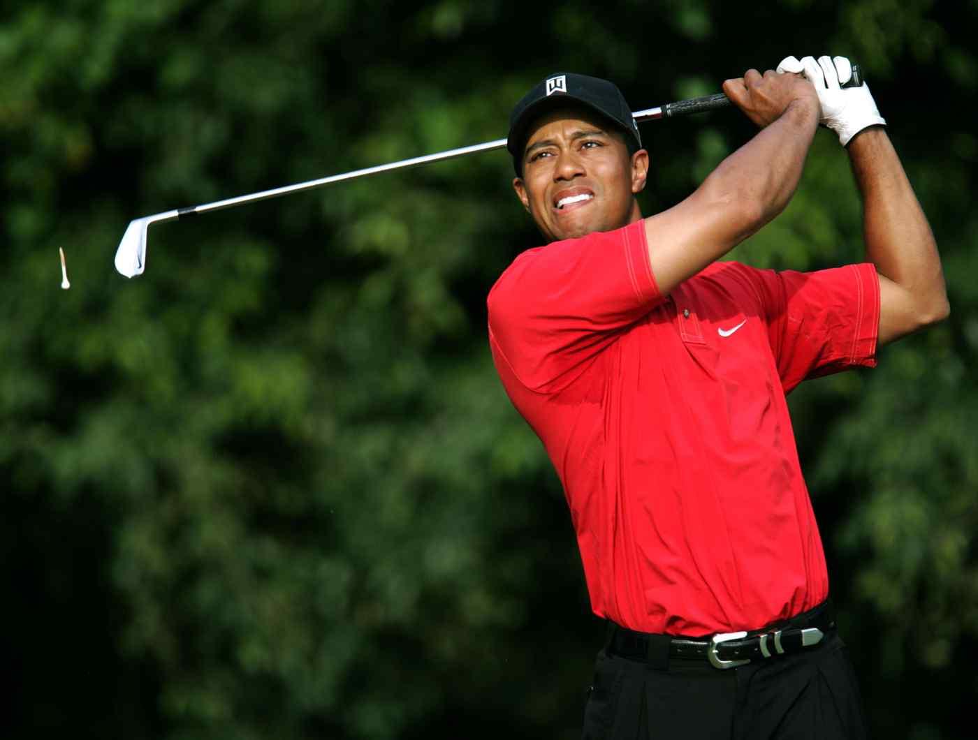 Tiger Woods Still Seeking To Improve His Swing.
